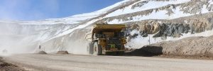 Chile Mining Road - Deep Stabilization and Dust Abatement